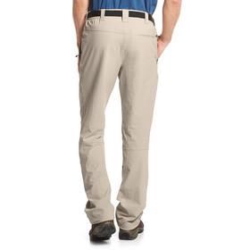 Maier Sports Nil Pantalon retroussable Homme, feather gray